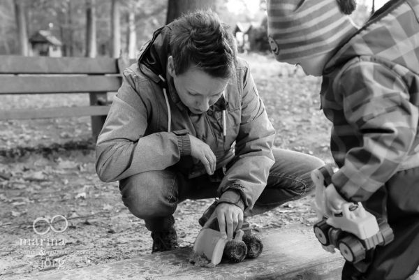 echtes Familienleben konservieren mit einer Foto-Homestory - Familienfotografie Gießen