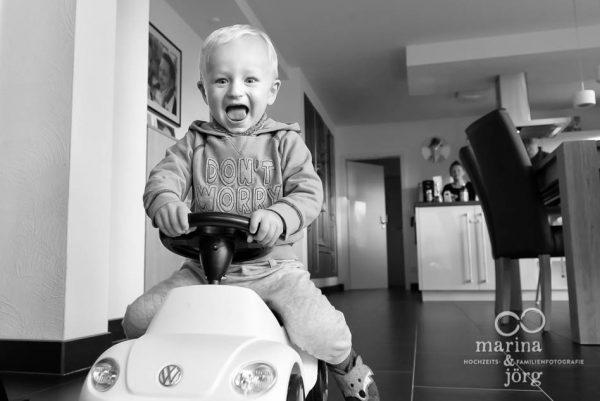 Lebendige Kinderbilder - Familienfotografie Marburg