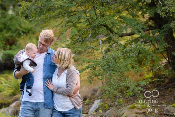 Familienfotografie Marburg - natürliche Familienfotos