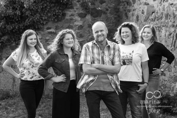 Familienfotografie Hohenahr: professionelle Familienfotos bequem und entspannt zu Hause