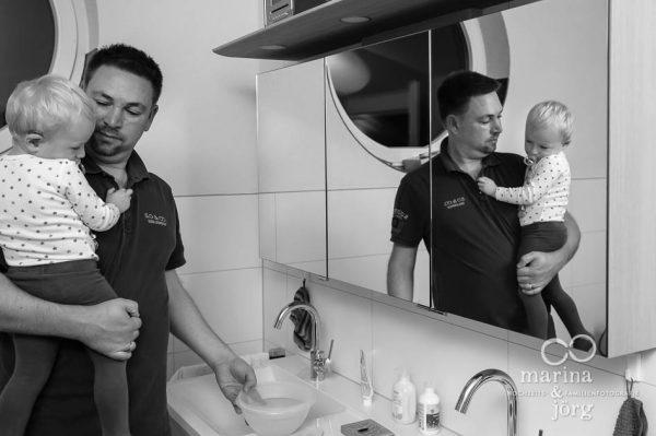 Familienreportage Gießen: das echte Leben authentisch für immer konservieren