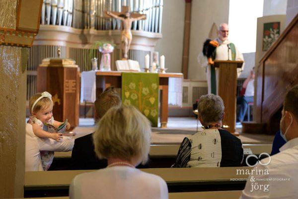 Wir lieben es, wertvolle Erinnerungen zu schaffen - wie hier mit den Fotos bei einer Taufe bei Marburg