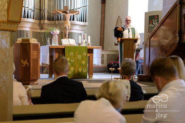 Wir lieben es, wertvolle Erinnerungen zu schaffen - wie hier bei einem Taufgottesdienst bei Marburg