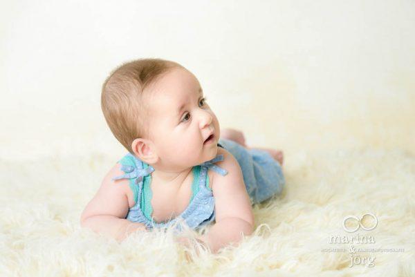 Marina und Joerg, Babyfotografen in Giessen: Babyfoto