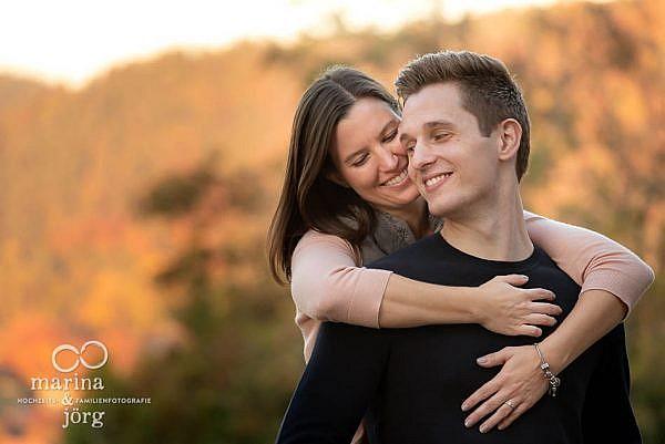 Fotograf für eure Hochzeit in Marburg - romantisches Paarshooting (Engagement-Session)