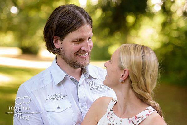 Engagement Paar-Fotoshooting - Fotograf für eure Hochzeit in Laubach