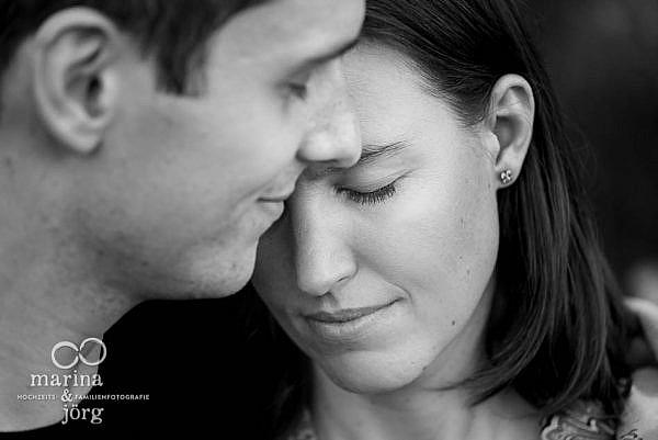 Engagement Paarshooting - Fotograf für eure Hochzeit in Marburg