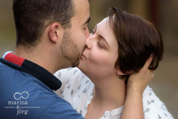 Fotograf für Marburg - romantisches Paarshooting