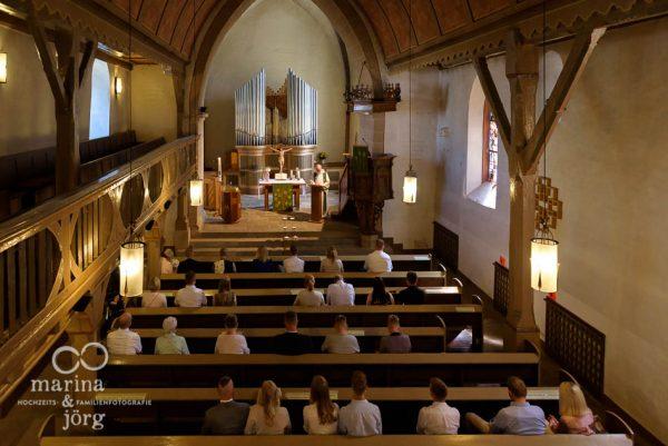 Homestory bei Marburg - Taufgottesdienst in der Martinskirche Dautphe