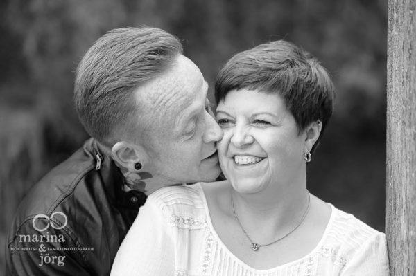 Marina und Joerg, Fotografen Wetzlar: moderne Paarfotos