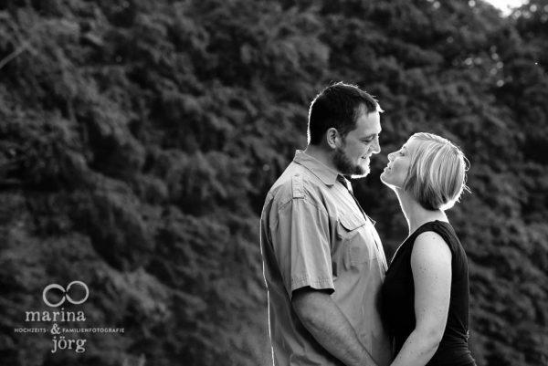 Marina und Joerg, Hochzeits-Fotografen Giessen: Paar-Fotoshooting als kreatives Geschenk zum Hochzeitstag