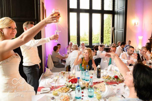 Hochzeit bei Marburg