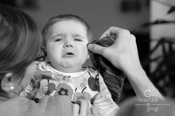 Marina und Joerg, Fotografen Giessen: Bilder einer Familienreportage als Erinnerungsschatz an eine ganz besondere Zeit