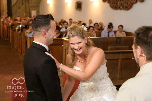 Marina und Joerg, Fotografen-Paar aus Giessen: Ja-Wort bei einer Hochzeitsreportage in Ligerz am Bielersee