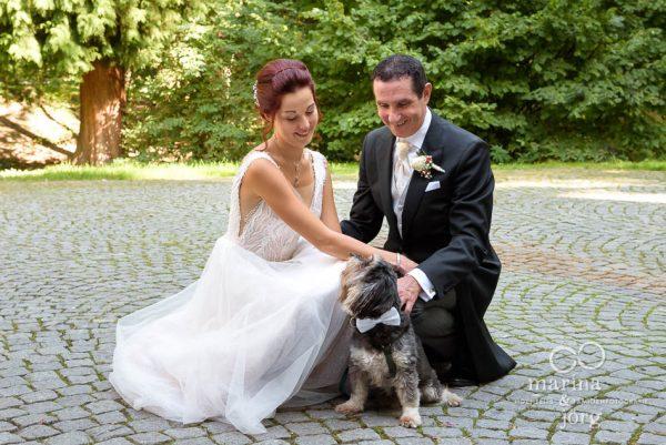 Hochzeit in Gießen - Hochzeitsreportage