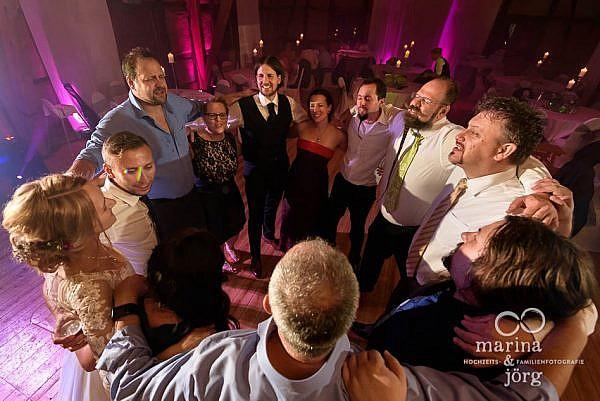 Hochzeitsreportage in der Eventscheune Blauer Löwe in Laubach