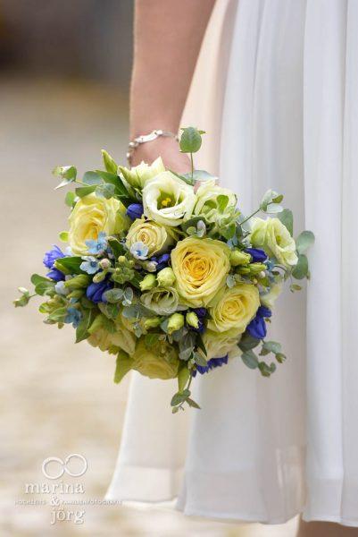 Hochzeit bei Gießen - Brautstrauß