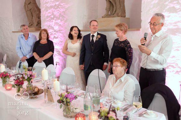 Reden der Eltern bei einer Hochzeit in Butzbach