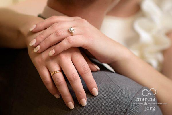 Fotograf für eure Hochzeit in Gießen - Trauring