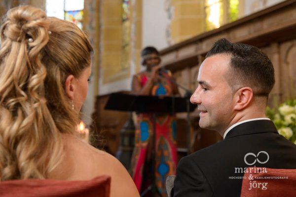 Hochzeitsfotograf Giessen: Hochzeitsreportage in Ligerz am Bielersee