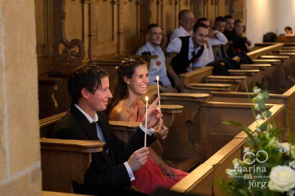 Fotograf Giessen: Hochzeit in der Kirche Ligerz