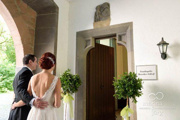 Hochzeits-Fotograf Gießen: Hochzeitsreportage in Gießen - Schloss Buseck