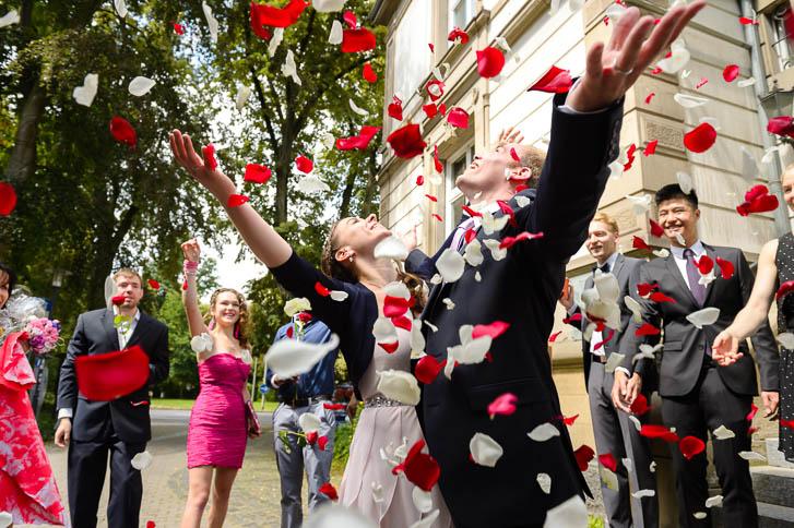 Marina und Joerg, Fotograf Giessen: Hochzeitsreportage im Standesamt Giessen