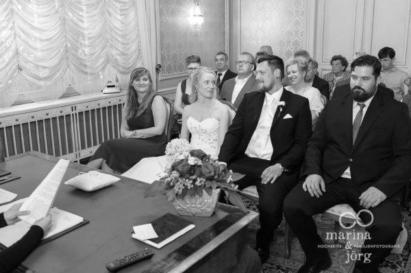 Hochzeitsfotograf Gießen: Hochzeit im Standesamt Giessen