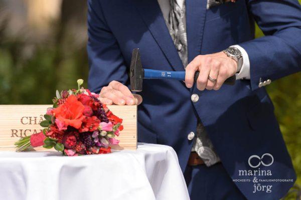 Hochzeitsfotograf Wetzlar: Zeremonie einer freien Trauung