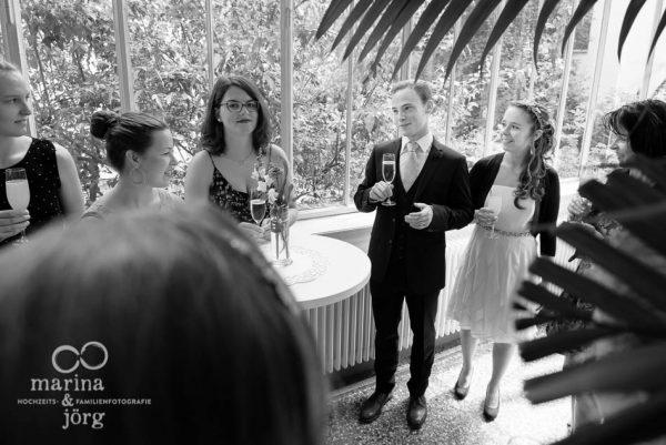 Hochzeitsreportage einer standesamtlichen Hochzeit in Giessen