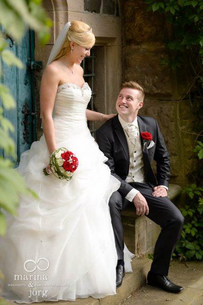 Marina und Joerg, Hochzeitsfotografen Giessen: Brautpaar-Fotoshooting