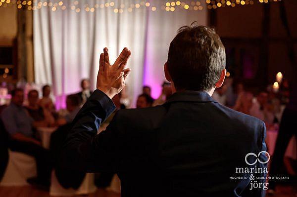 Ansprache des Trauzeugen bei einer Hochzeit in Gießen - Lebe lang und in Frieden