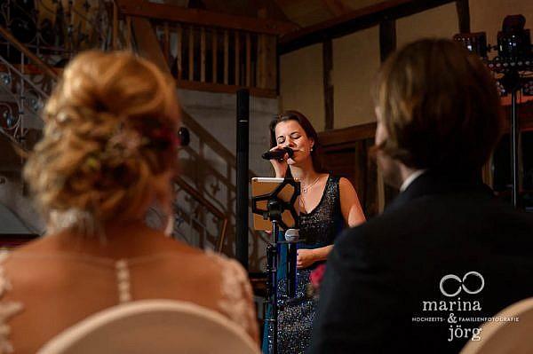 Hochzeit bei Gießen - Sängerin