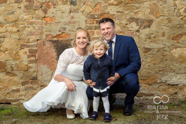 Hochzeit bei Gießen - Heiraten mit Kind