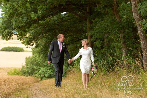 Hochzeit in Gladenbach: Paarshooting nach dem Standesamt