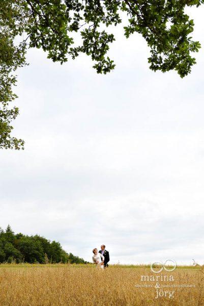 Paarshooting nach einer Hochzeit in Gladenbach