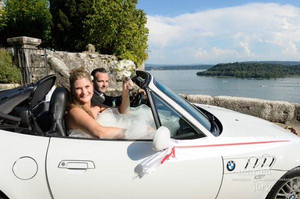 Hochzeitsfotograf Giessen: ungestellte Hochzeitsfotos (Hochzeitsreportage in Ligerz am Bieler See)