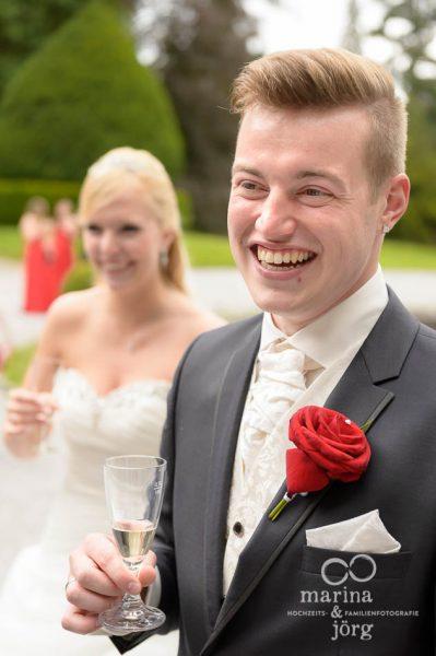 Marina und Joerg, Fotografen aus Giessen: Hochzeit auf Schloss Rauischholzhausen bei Marburg