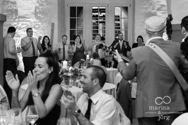 Hochzeit in Butzbach  - Live-Band sorgt für Stimmung