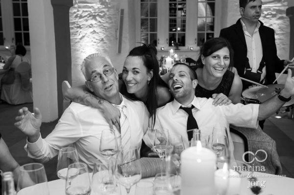 Marina und Jörg, Hochzeitsfotografen für Butzbach: Gute Partystimmung ist das Wichtigste bei einer Hochzeit