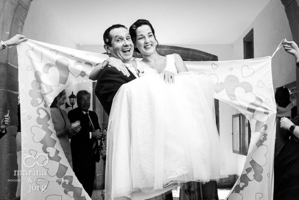 Hochzeit im Schloss Buseck in Gießen - Top-Hochzeitslocation