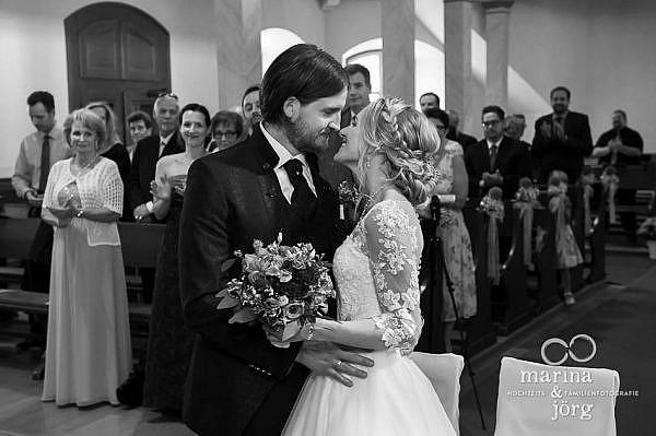 Hochzeitsfotografen Gießen: Hochzeit in der Stadtkirche Laubach