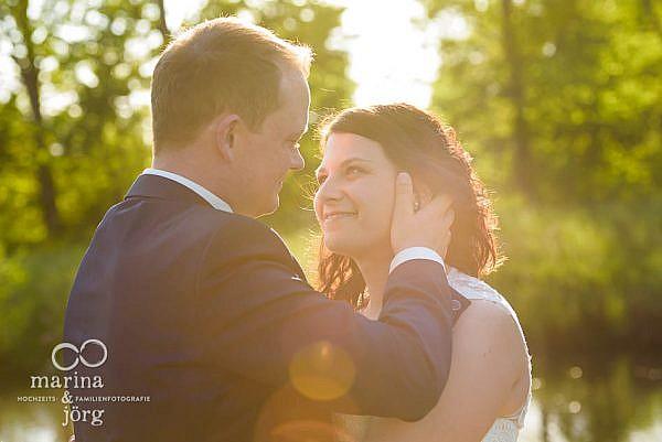 Marina & Jörg: natürliche und romantische Hochzeitsbilder in Gießen - After-Wedding-Fotoshooting