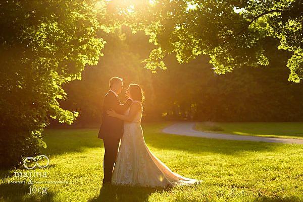 romantische Hochzeitsfotos bei einem After-Wedding Paarshooting in Gießen - Hochzeitsfotografie Marina & Jörg