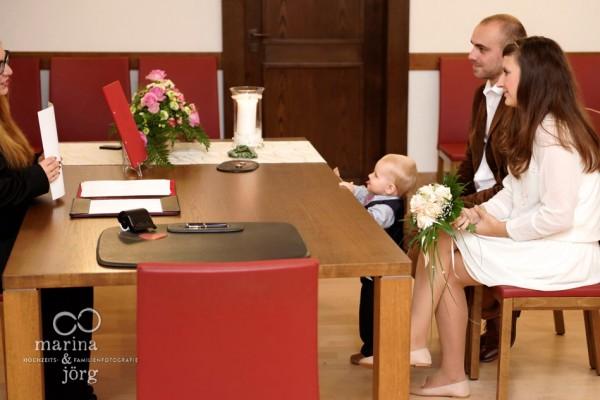 Hochzeit in Marburg: Heiraten mit Kind