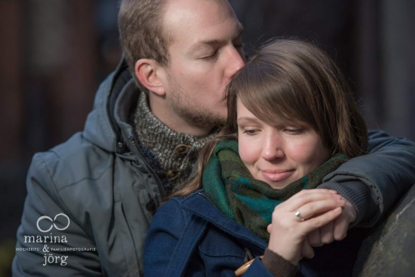 Paar-Fotoshooting in Gießen