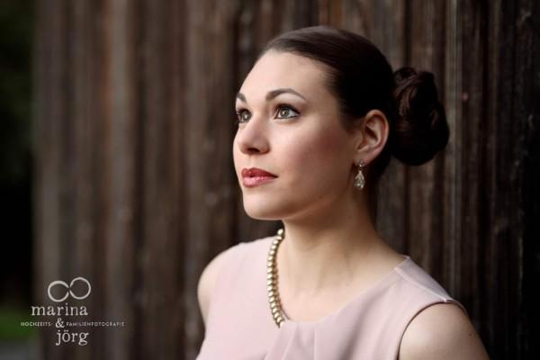 Hochzeitsfotograf Gießen: Styling-Reportage in der In Balance Kosmetik- und Wellness-Lounge, Portraitfoto