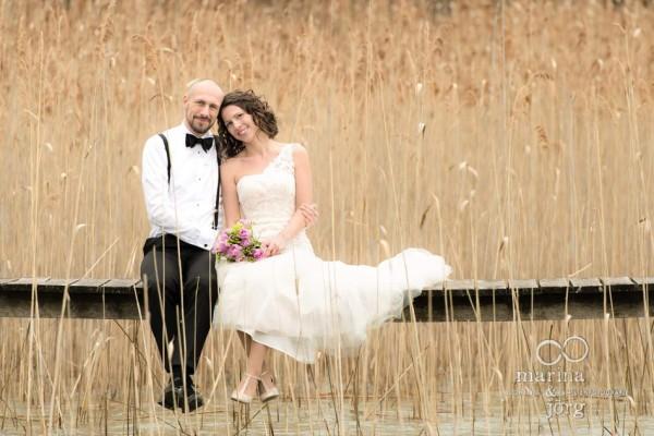 Hochzeitsfotografen Gießen: romantischs Hochzeitsfoto