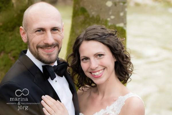 Hochzeitsfotografen Gießen: Brautpaarportrait