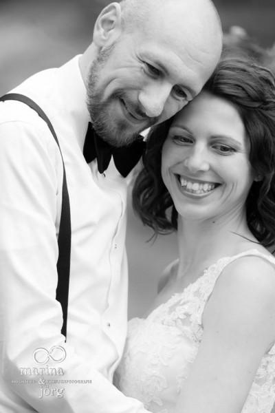 Marina & Jörg, Hochzeitsfotografen Gießen: inniger Moment